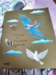 Livro: O livro dos Pássaros Mágicos