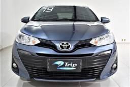 Título do anúncio: Toyota- Yaris 1.5 XL Plus tech multidrive