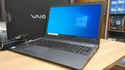 Notebook Vaio i7-7500U c/ 8GB/RAM + Memória Optane + 1TB/HD!