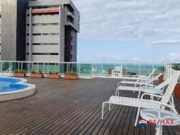 Título do anúncio: Apartamento com 2 dormitórios para alugar, 60 m² por R$ 1.850,00/mês - Manaíra - João Pess