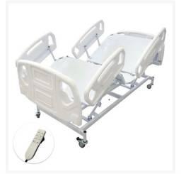 Cama hospitalar  motorizada