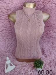 Título do anúncio: Blusas em tricot