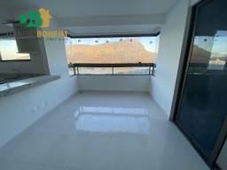 Apartamento de frente para Ibituruna no Residencial Cenarium ( andar alto)
