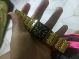 Relógio luxo ouro 160$