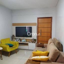 Título do anúncio: Apartamento com 3 dormitórios à venda, 97 m² por R$ 265.000,00 - Vila Aurora Oeste - Goiân