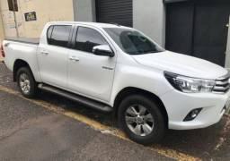 Toyota Hilux SRV 4×4  2.8 2018