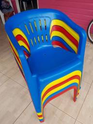 Cadeiras seminovas