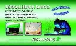Serralheria 24 hrs Silvas