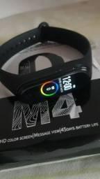 Pulseira inteligente M4