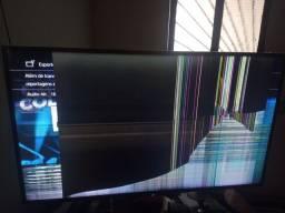Vendo tv smart Sony 43 com defeito