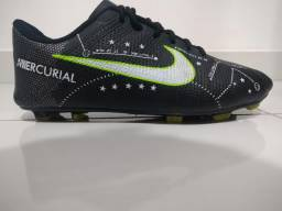 Título do anúncio: Chuteira Campo Nike Mercurial TAM 40