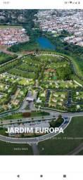 Terreno condomínio fechado Jardim Europa