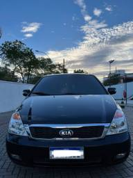 Kia Carival 3.5 V6 109.000KM uso familiar TOP 7 lugares impecável