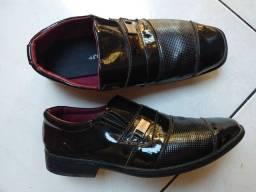 Sapato social masculino 37