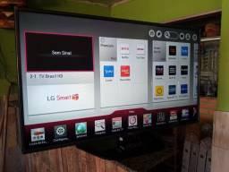 Smart TV LG led 47 .3D c/ wi-fi integrado