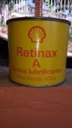 Graxa lubrificante 500 g. Lote
