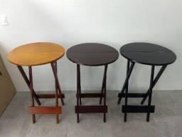 Título do anúncio: Mesa e cadeira Bistrô redonda