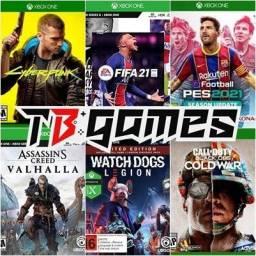 Xbox one (jogos)