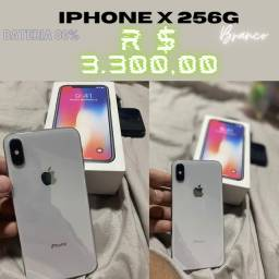 iPhone X 256g impecável