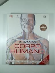 Corpo Humano- Livro semi novo