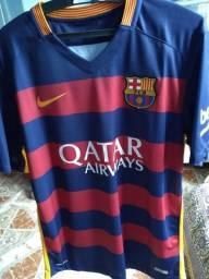 Camisa do Chelsea e do Barcelona, Ambas Originais
