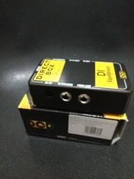 Título do anúncio: Pedal Direct Box para guitarra. Novo.