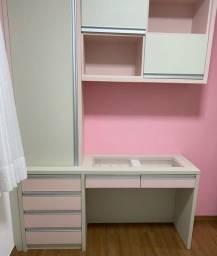 Armário de quarto menina