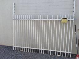 Portão e cerca