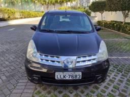 Nissan Livina 1.6 Flex - Completo + GNV - 2021 Pago!!!