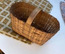 Balaio/Cesto de bambu. São João Del-Rei