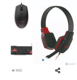 Kit Gamer Multilaser