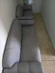 Sofa de couro lindo