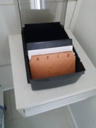 Fichário para Escritório ou Loja Completo - Usado