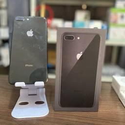 Título do anúncio: iPhone 8 plus 64gb com caixa, garantia, carregador