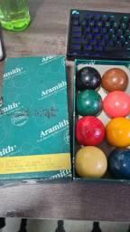 jogo bola de sinuca aramith