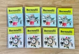 Material Bernoulli 1 série 2018 - ótimo estado