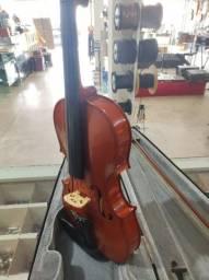 Violino usado 3x4 seminovo na Plugmusic Petrolândia Contagem
