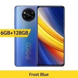 Título do anúncio: Xiaomi Poco X3 Pro - 6/128GB Azul - 12x sem juros!