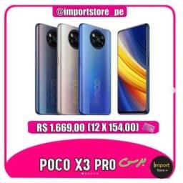 Título do anúncio: Poco X3 Pro