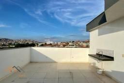 Título do anúncio: Cobertura com 2 quartos à venda, 50 m² por R$ 309.000 - Piratininga (Venda Nova) - Belo Ho