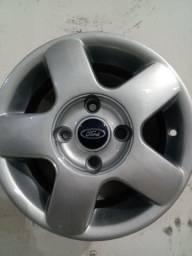 Rodas Ford Ka fiesta