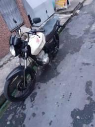 Vendo titan 150 2006 sucata