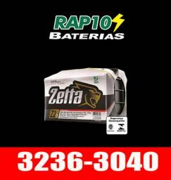 Título do anúncio: Bateria Zetta nova 60 Ampéres
