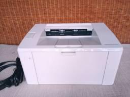 Impressora HP Laser Jet Pro M104w
