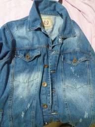 Casaco Jeans +Blazer