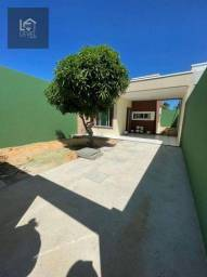 Título do anúncio: Casa com 2 dormitórios à venda, 72 m² por R$ 139.000,00 - Piau - Aquiraz/CE