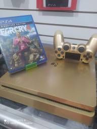 Playstation 4 slim Top/Com Garantia.