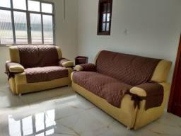 Jogo de sofás 2 e 3 lugares