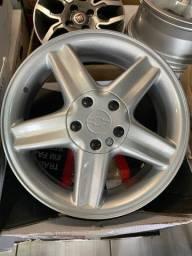 Jogo de rodas GM Vectra milenium 17 novas
