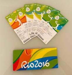 Ingressos das Olimpíadas do Rio 2016